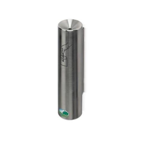 Cenicero de seguridad VAR®, autoextinguible, fijación en la pared o sobre tuberías