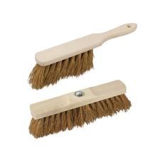 Cepillo industrial combinado, cepillo de mano y cabezal de escoba