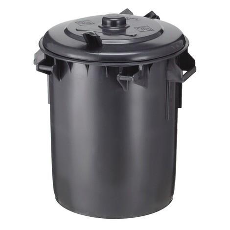 Cestino rifiuti conforme a DIN 6628/6629