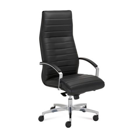 Chaise de bureau pivotante Chefsessel Lynx