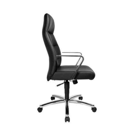 Chaise de bureau pivotante Chefsessel Topstar® Chairman