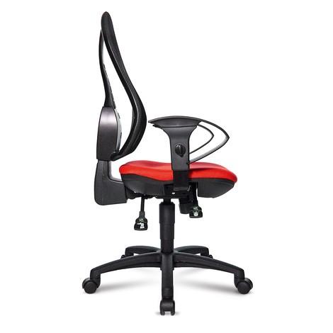 Chaise de bureau pivotante Open Point Syncro