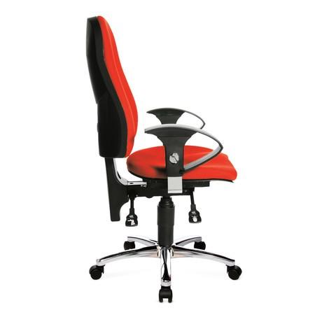 Chaise de bureau pivotante Ortho 10