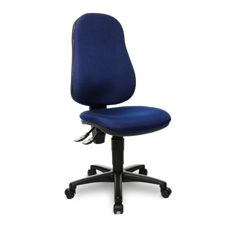 Chaise de bureau pivotante Point 60