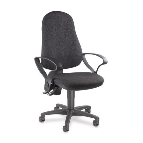 Chaise de bureau pivotante Point 70