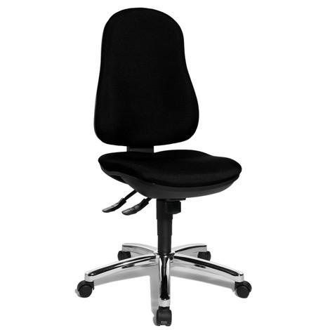 Chaise de bureau pivotante Support Synchro