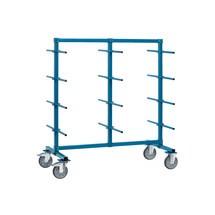 Chariot à barres de portée horizontales fetra®, bilatéral