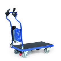 Chariot à plate-forme électrique