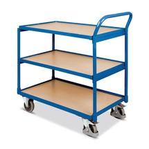 Chariot de table léger VARIOfit®, capacité de charge 250 kg
