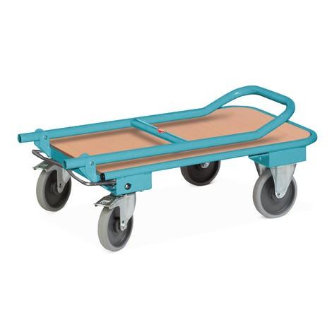 Chariot de transport Ameise®, châssis en acier