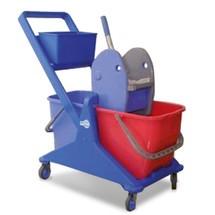 Chariot double baquet Harema® Profi