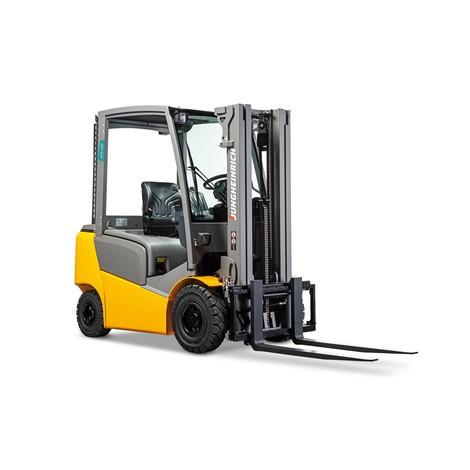 Chariot élévateur Diesel Jungheinrich DFG 316 - capacité de charge 1600 kg, levée standard 2900 mm