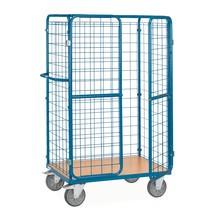 Chariot pour paquets fetra®, capacité de charge de 600kg