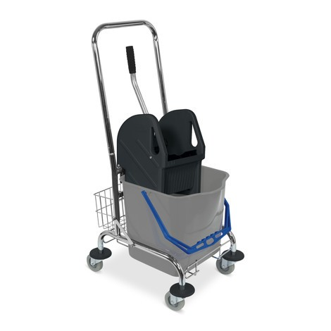 Chariot simple baquet BASIC chromé