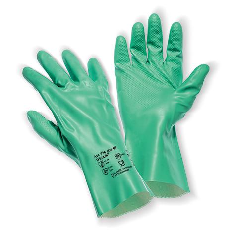 Chemikalienschutzhandschuh KCL Tricotril 736