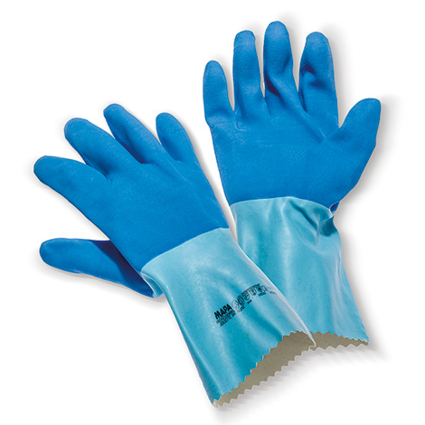 Chemikalienschutzhandschuh MAPA® Jersette 301