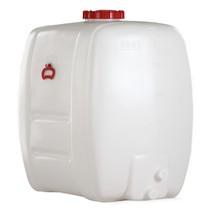 Chemische tank van polyethyleen