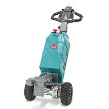 Ciągnik elektryczny Ameise® EMT10. Siła uciągu do 1000 kg.