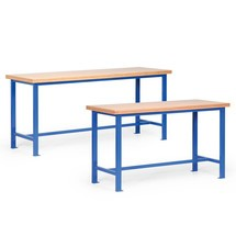 Ciężki ława warsztatowa, model podstawowy