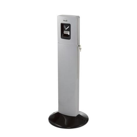 cinzeiro com pé Estação Metropolitana de Fumadores