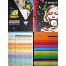 Clairefontaine Kopierpapiere Trophée Pastell DIN A4