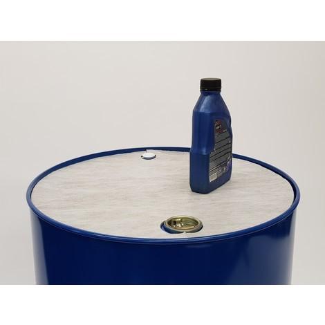 cofano di copertura barilotto per botti da 205 litri