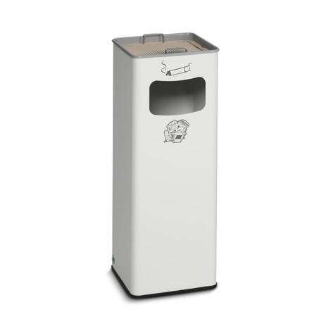 Combinação ASH-resíduos VAR®, modelo em pé, 31,7 litros