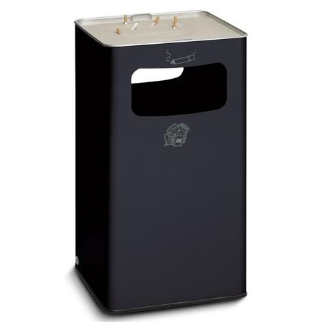 Combinação ASH - resíduos VAR®, modelo em pé, 96.1 litros