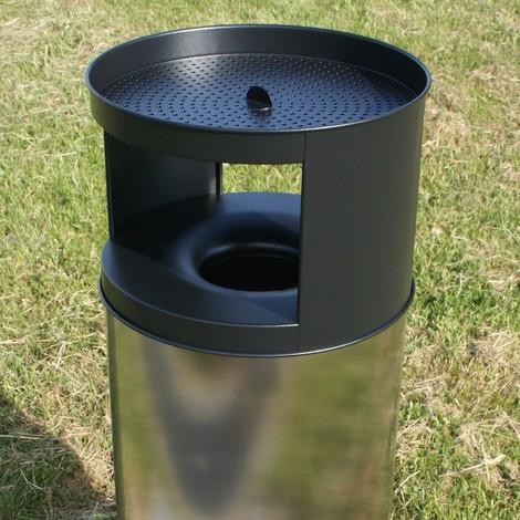 Combinazione posacenere-cestino dei rifiuti FLORENZ