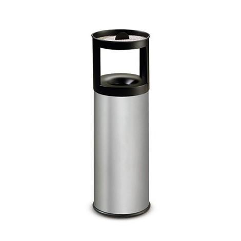 Combiné cendrier-poubelle FLORENZ
