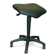 Comfort draaikruk, ergonomisch, in hoek- & hoogte verstelbaar, met wielen