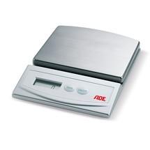 Compacte weegschaal, max. 5 kg, stappen van 1 g