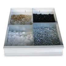 Compartimentage de tiroir pour armoire à tiroirs légère PAVOY