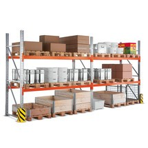 Compleet pakket palletstelling META MULTIPAL