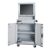 Computer garderobe Master, verplaatsbaar