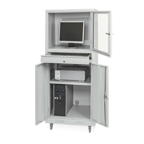 Computerschrank BASIC
