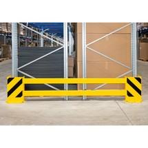 Conjunto completo de barras de proteção contra colisão