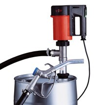 Conjunto de bomba para productos de aceite mineral