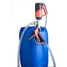 Conjunto de bombas para ácidos e soluções alcalinas