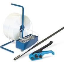 Conjunto de cintagem Universal para fita de aperto em PET