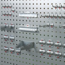 Conjunto de ganchos para armário de persiana para oficinas stumpf®