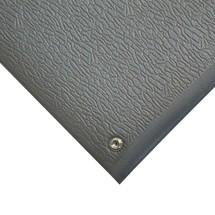 Conjunto de tapetes antifadiga em cloreto de polivinilo