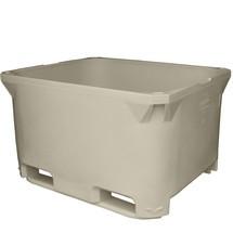 Container gemaakt van HDPE