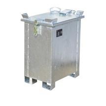 Contenedor de almacenaje de iones de litio