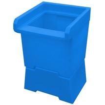 contenedor de fijación de llenado para estación IBC de PE