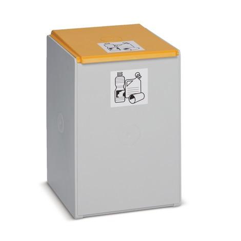 Contenedor de reciclaje VAR® de plástico