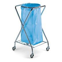 contenedor de residuos Cromo