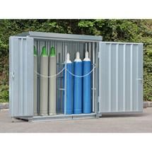 Conteneurs pour Stockage gaz