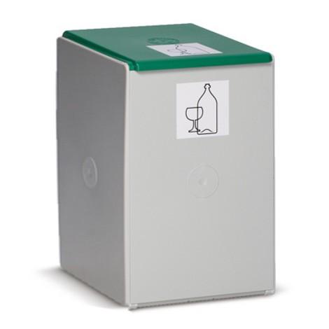 Contenitore per materiale riciclabile VAR®, in materiale plastico