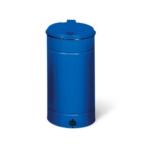 Contenitore per rifiuti a pedale Euro, 60 litri